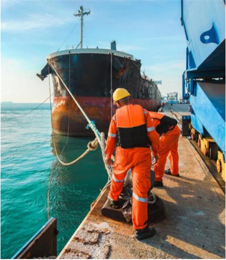 DNV GL:船舶安全系泊的新视角