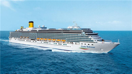 歌诗达邮轮宣布9月重启欧洲航线