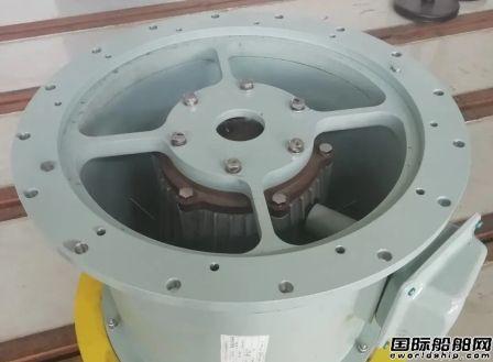 国内首台!七〇四所研制成功高转速变频风机样机