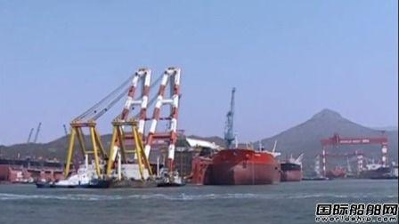 韩国中型船企上半年接单量大跌