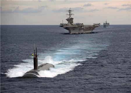 韩国计划研发核潜艇航母 分别对标朝鲜日本