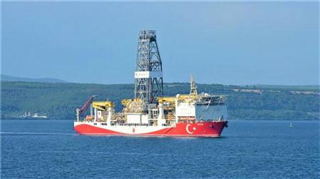 土耳其发布最新预警宣布钻井船将在塞浦路斯岛附近钻探