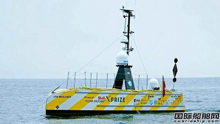 英国研制无人船成功完成大西洋大陆架勘测任务