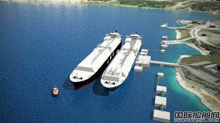 沪东中华改装克罗地亚首艘FSRU将于9月交付