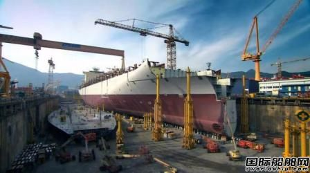 大宇造船二季度盈利同比骤降6成以上