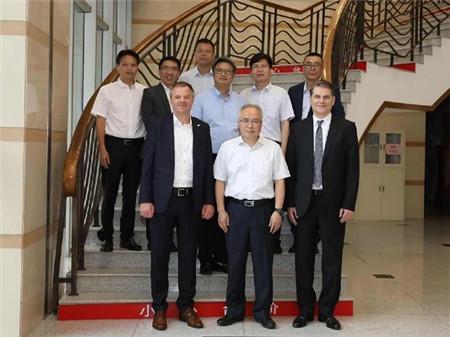 中国船级社与DNV GL加强海事及海洋工程等领域合作