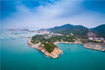 深圳航运集团正式开通蛇口至桂山岛直航航线