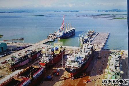 中国港湾工程将负责建设尼日利亚新船厂