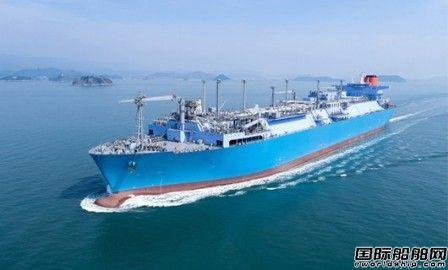 大宇造船推出氮气制冷LNG再液化系统