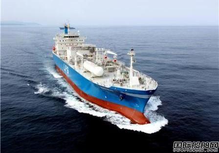 现代重工集团接获1+1艘VLEC订单