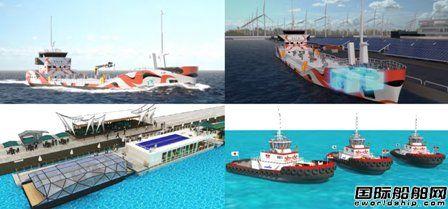 日本e5联盟启动零排放电动船Roboship研发项目