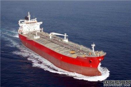 现代重工集团再接2艘5万吨成品油船订单