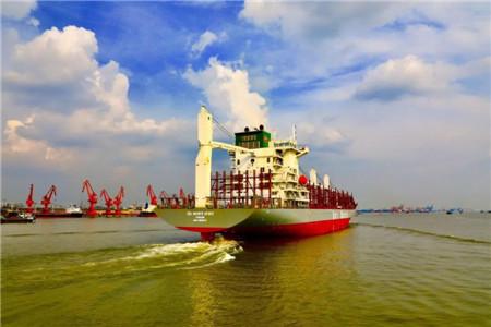 黄埔文冲H55542船完成试航任务仅用67个小时