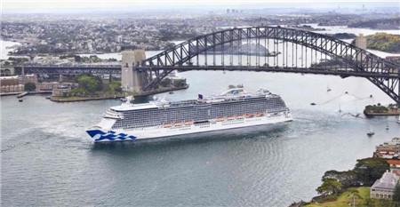 公主邮轮取消2021年初环球航线和南美航线