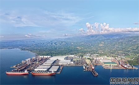 常石造船宿雾船厂获2艘Ultramax散货船订单