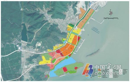 原浙江船厂区块未来规划以船文化产业