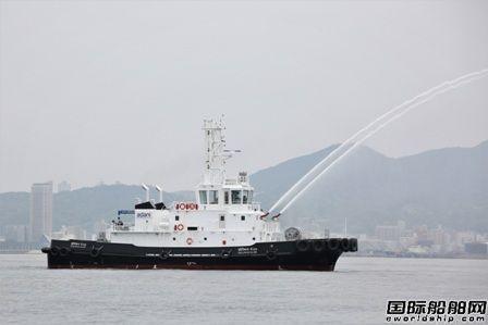 日本船厂交付印度船东拖船获印度船级社赞誉