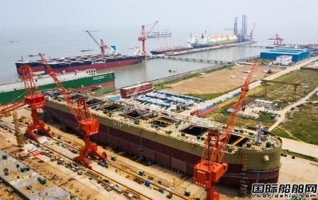 扬子江船业获2艘Kamsarmax型散货船订单