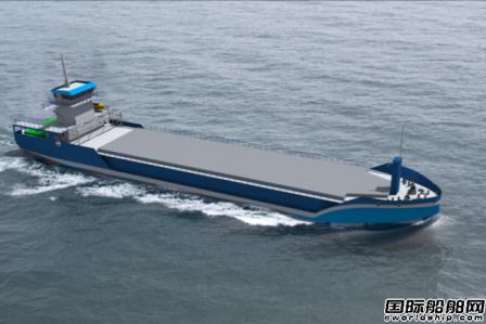 DEKC Maritime研发可替换动力新型近海货船