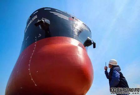 南京金陵船厂获2+1艘63500吨散货船订单