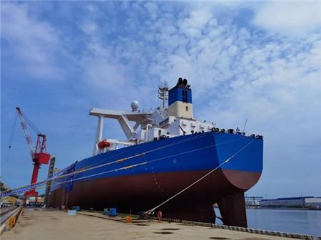 进出口银行为原油轮采购项目提供贸易融资支持