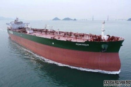 三星重工将获希腊船东2艘苏伊士型油船订单