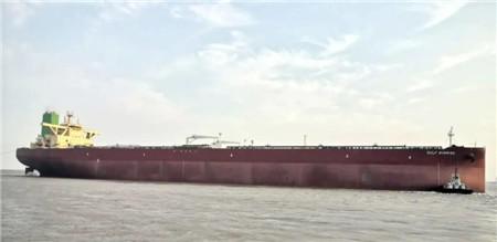 """上海中远海运重工完成""""海湾日出""""轮修理工程按期开航"""