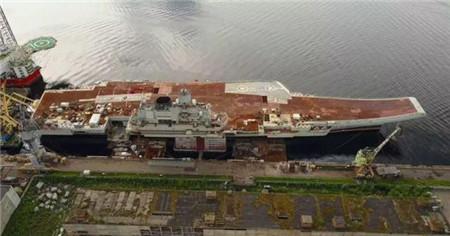 红星造船厂485米长新干船坞将完工