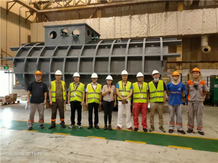 瓦锡兰为外高桥造船提供邮轮侧推项目通过工厂验收