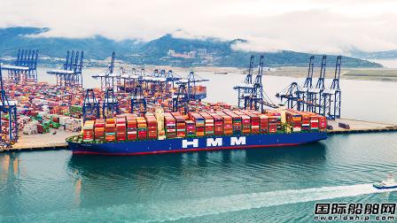 HMM携手三星重工共同研发智能环保船舶