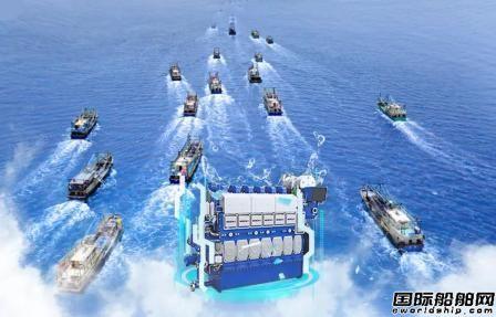 潍柴WH高端船舶动力销量同比大增