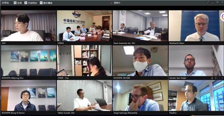 第29届日欧中韩美造船专家预备会在北京如期召开