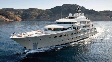 荷兰Amels船厂签署120米超级游艇建造合同