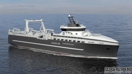 康士伯获南极磷虾捕捞船设计配套合同图