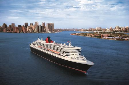 """冠达邮轮宣布""""玛丽皇后2号""""邮轮2022年世界航线"""