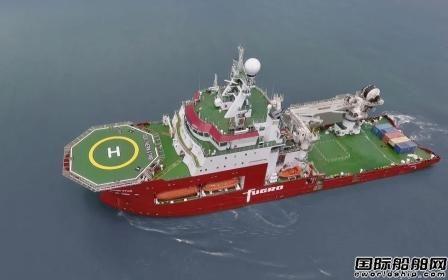 马尾造船潜水支持船技术研究与应用入围省科技进步奖