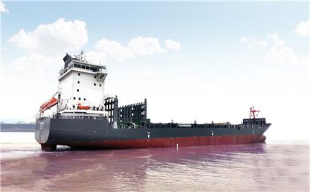实力倍增!长宏国际争当支线集装箱船建造排头兵