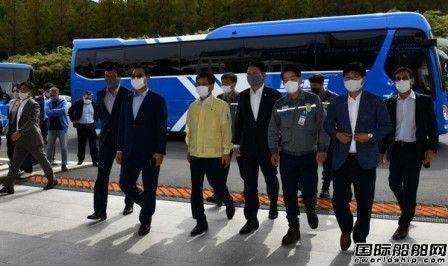 大宇造船举行造船产业研讨会获韩国政界力挺