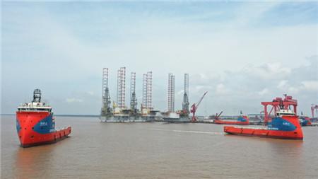 完工量全国第一!外高桥造船有何密码?