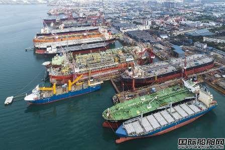 吉宝岸外与海事获新老客户1.5亿美元订单