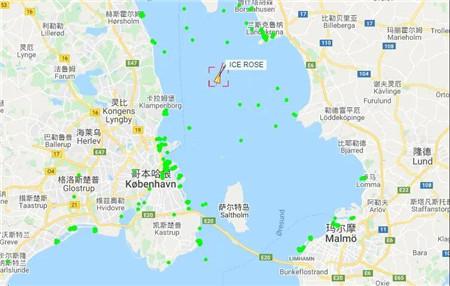 突发!一集装箱船与俄罗斯军舰相撞
