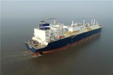 14天!沪东中华YAMAL LNG项目4号船气试创最短纪录