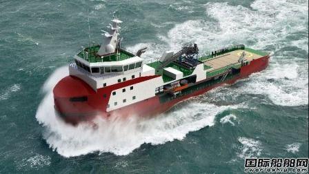肖特尔推进器获全球首艘浅吃水破冰W2W船合同