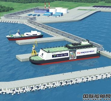 大宇造船将与韩电技术公司联合开发海上浮动核电站