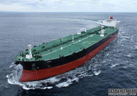 现代重工再接4艘VLCC订单