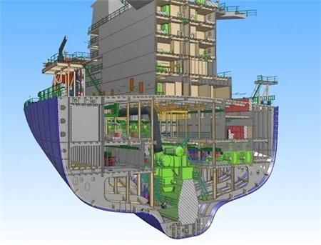 RINA与上船院签署基于船舶三维数字模型送退审应用联合开发协议