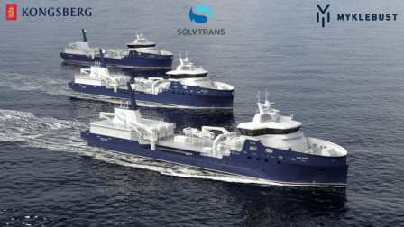 康士伯再获一艘活鱼舱船打包合同