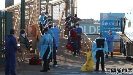 17人确诊!Oldendoff一艘散货船爆发群体感染