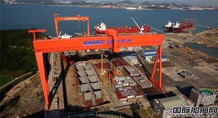 大韩造船再获一艘阿芙拉型油船订单