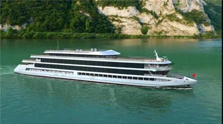 汾西重工接获全球内河最大游船动力系统